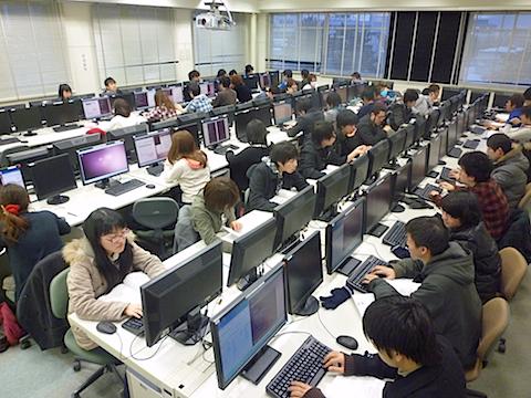 301コンピュータ実習室