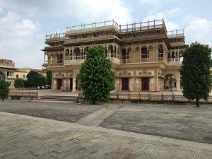 シティ・パレス内の博物館